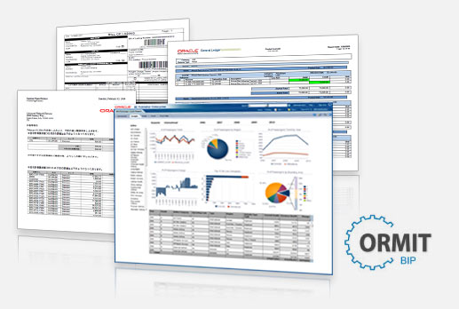 Migrate from Oracle Reports to BI Publisher <br> with ORMIT™ BIP